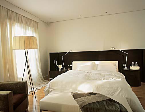 Ideias charmosas iluminação para quarto de casal Duoblog